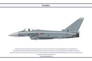 Eurofighter Austria 1 by WS-Clave