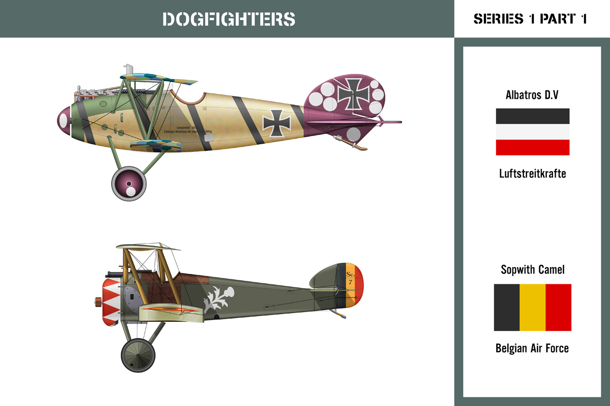 Dogfighters Series 1 Part 1 by WS-Clave