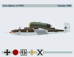 Axis Fighters Calendar 2010 by Claveworks