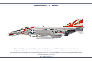 F-4B USA VF-111 1 by WS-Clave