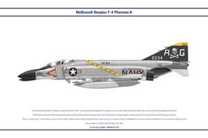F-4B USA VF-84 1 by WS-Clave