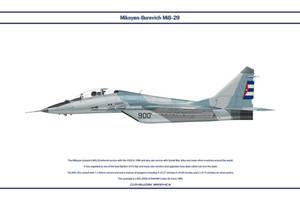 MiG-29 Cuba 2 by WS-Clave