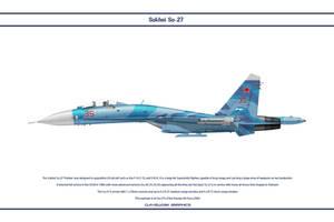 Su-27 Russia 3 by WS-Clave