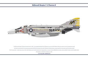 F-4B USA VF-142 1 by WS-Clave
