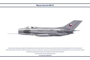 MiG-19 Czechoslovakia 2 by WS-Clave