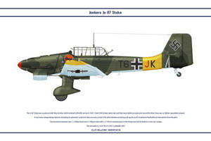 Ju 87 StG 2 3 by WS-Clave