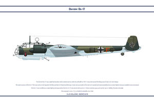 Do-17 Germany KG76 2 by WS-Clave