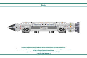 Space 1999 - Eagle 1 by WS-Clave