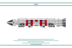 Space 1999 - Eagle 2 by WS-Clave