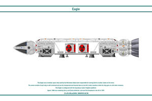 Space 1999 - Eagle 3 by WS-Clave
