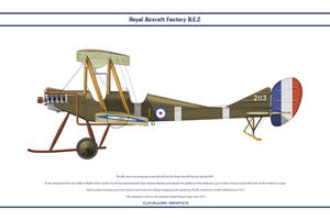 RAF BE2c 6 Sqn by WS-Clave