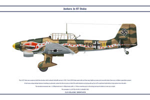 Ju 87 StG 2 5 by WS-Clave