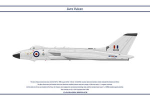 Vulcan GB 617 Squadron 1 by WS-Clave