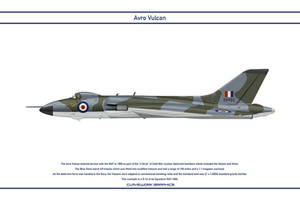 Vulcan GB 44 Squadron 1 by WS-Clave