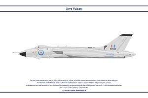 Vulcan GB 617 Squadron 2 by WS-Clave