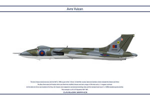 Vulcan GB 9 Squadron 1 by WS-Clave