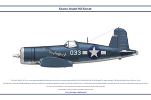 F4U-1A USA VMF-217 1 by WS-Clave