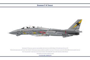 F-14A VF-33 1 by WS-Clave