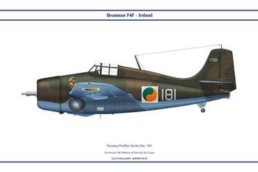 Fantasy 181 F4F Ireland by WS-Clave