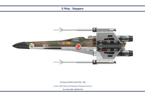 Fantasy 184 X-Wing Singapore by WS-Clave