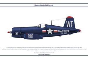 F4U4 USA VMF-232 1 by WS-Clave