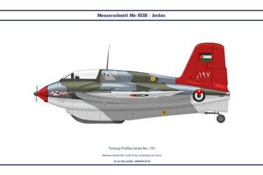 Fantasy 197 Me-163 Jordan by WS-Clave