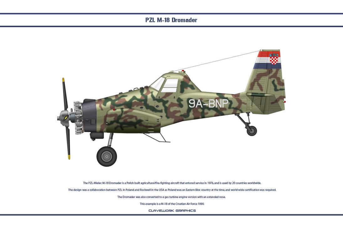 dromader croatia 1 by ws clave on deviantart rh deviantart com Canadair CL-415 PZL Poland