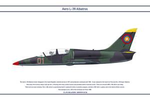 L-39 Armenia 1