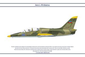L-39 Azerbaijan 1