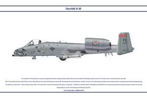 A-10 Arkansas ANG by WS-Clave
