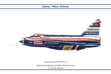FR013 Lightning Williams by WS-Clave