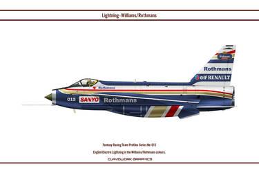 FR013 Lightning Williams