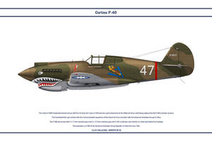P-40B USA AVG 2 by WS-Clave