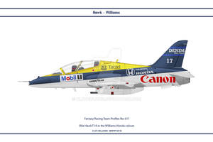 FR017 Hawk Williams