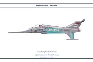FR023 Angel Interceptor Mercedes