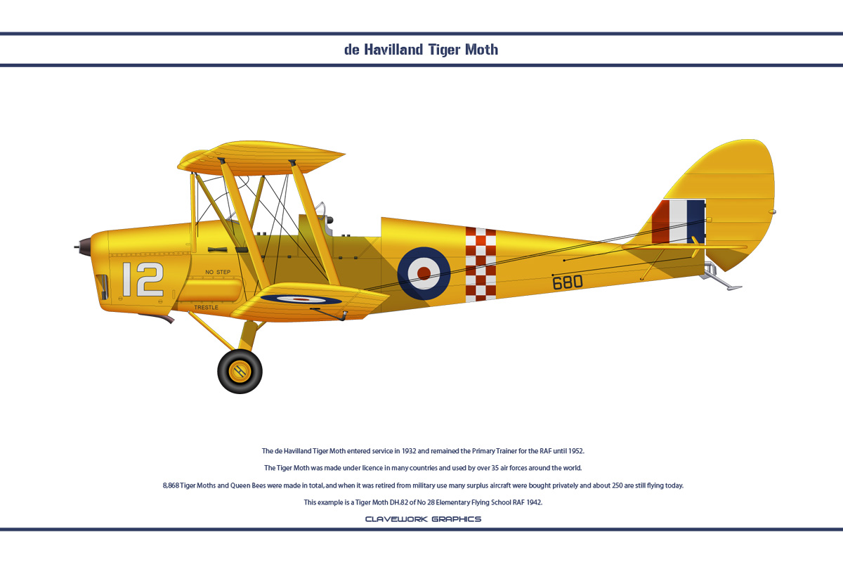 Tiger Moth GB 28 EFTS by WS-Clave