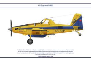 AT-802 Chile 1