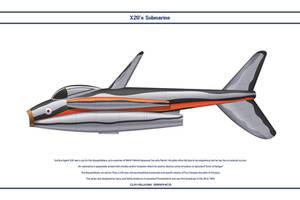 X20's Submarine