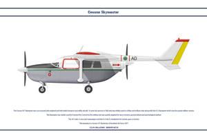Cessna 337 Benin