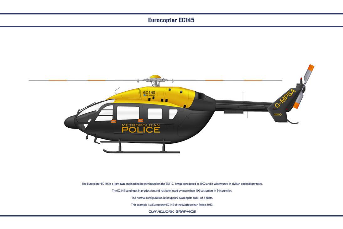 EC145 GB Police 1 by WS-Clave