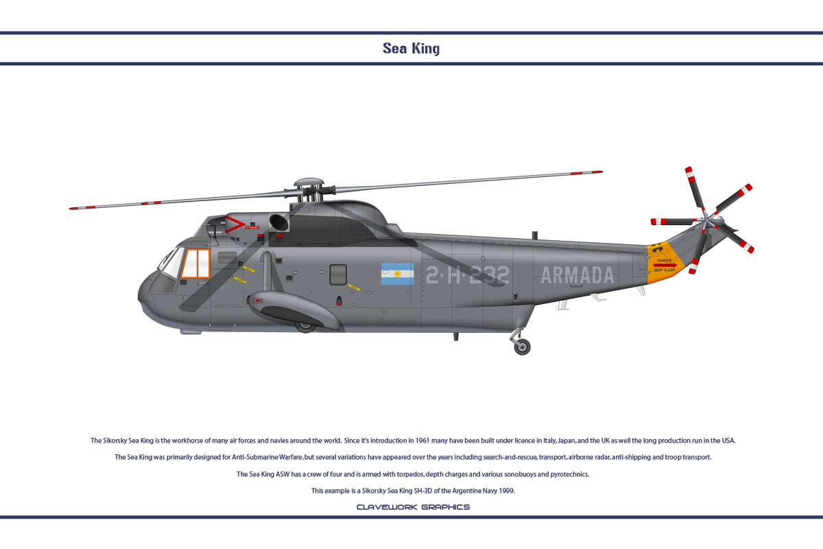 sh3d helicopter with Sea King Argentina 1 486723265 on 809 likewise 5 February 1962 additionally Helicopter Anti Submarine Squadron 11 furthermore Sea King Argentina 1 486723265 further 18.