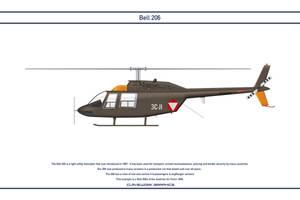Bell 206 Austria 1