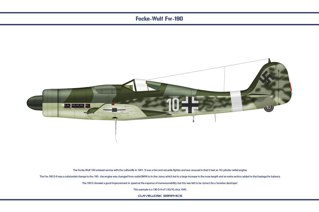 Fw190D9 JGR10 1 by WS-Clave
