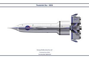 Fantasy 647 Thunderbird One NASA by WS-Clave