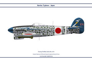 Fantasy 674 Typhoon Japan by WS-Clave