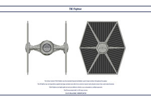 Tie Fighter by WS-Clave