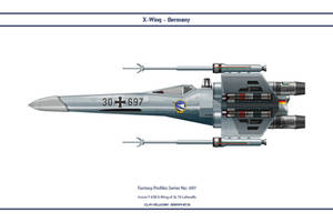 Fantasy 697 X-Wing Germany by WS-Clave