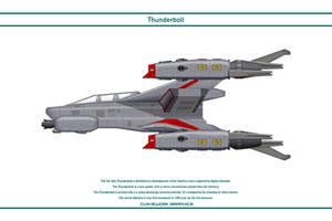Earth Alliance Thunderbolt by WS-Clave