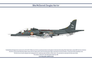 Harrier India 2 by WS-Clave