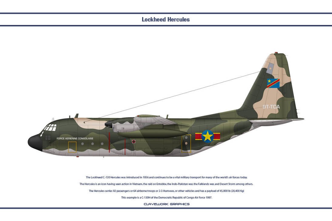 Hercules Congo 1 by WS-Clave on DeviantArt